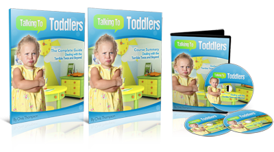 Talking to Toddlers Child Behavior Program Image