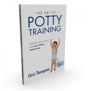 The Art of Potty Training book photo